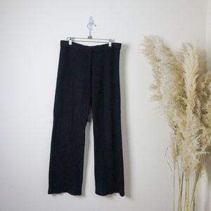 Juicy Couture 100% cashmere lounge pants